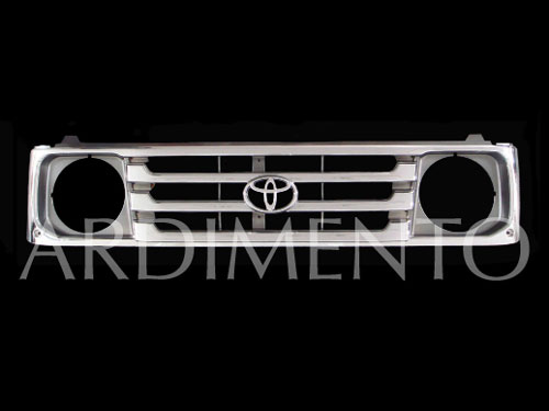 ARDIMENTO 76 Front Chrome Grill