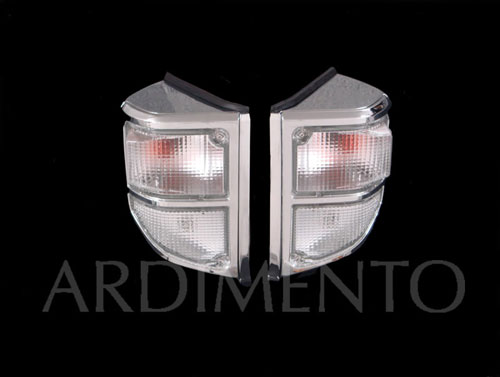 ARDIMENTO 76 Front Clear Corner Lamps