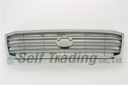 LC100 Chrome rim Front Grill