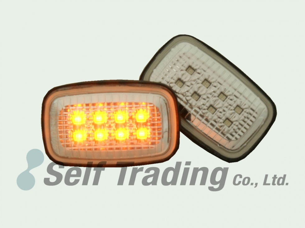 LC100 LED Side Turn Signal Lights