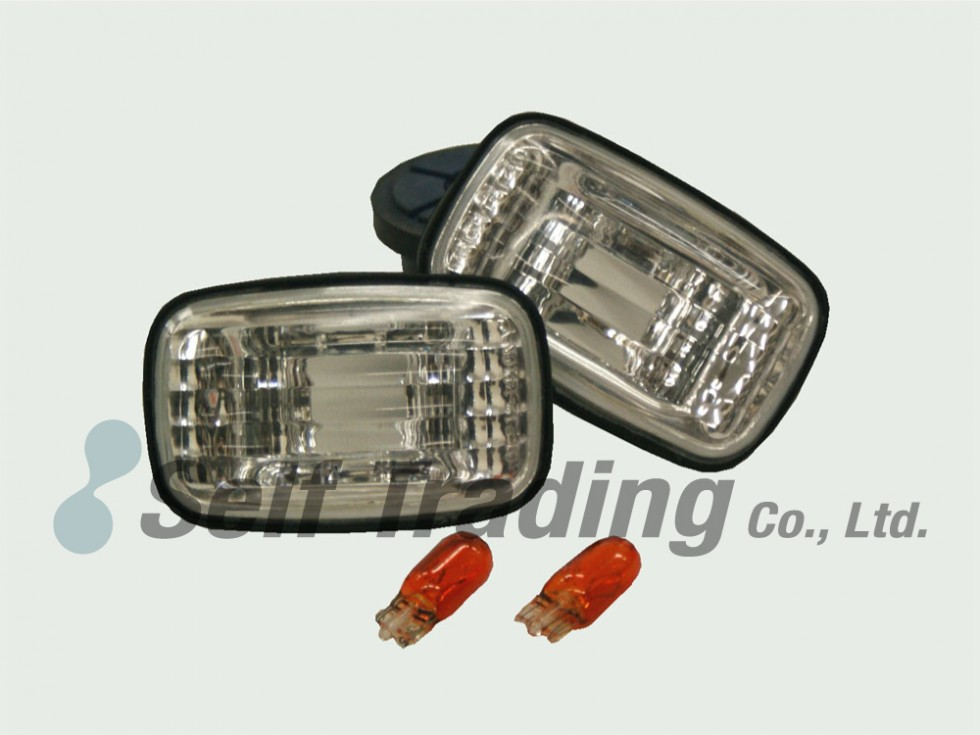 LC100 Crystal Side Turn Signal Lights