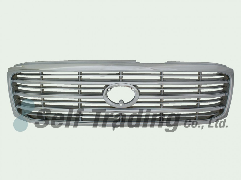 LC100 All Chrome Grill
