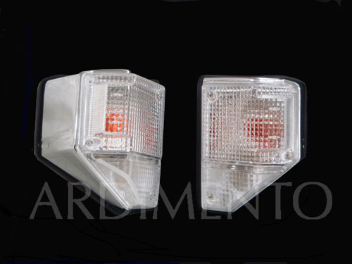 ARDIMENTO Front Clear Corner Lamps