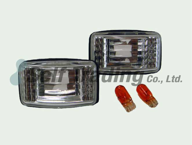 LC80 Crystal Side Turn Signal Lights