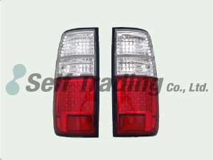 LC80 Crystal Tail Lights LED