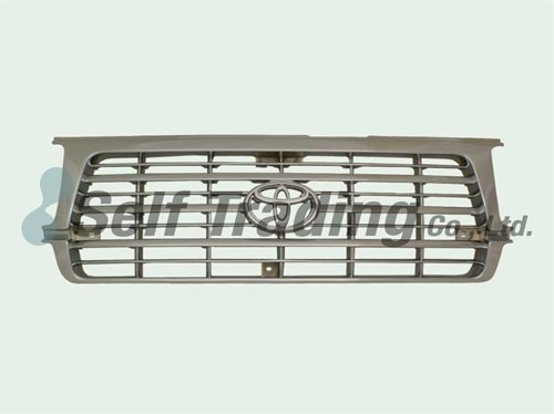 LC80 All chrome grill 95/01-97/12