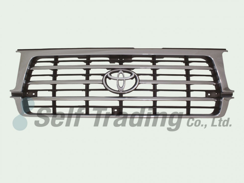 LC80 Louver chrome grill 95/01-97/12