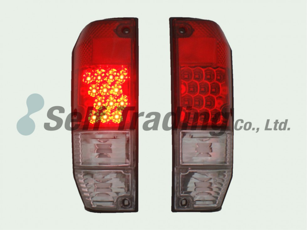 LC70 LED Crystal combo Tail Lamp